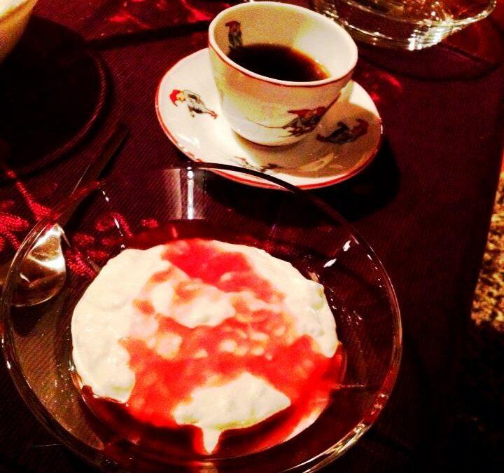 Riskrem: A classic Norwegian Christmas dessert