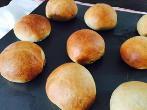 Sweet and Fluffy Norwegian Wheat Buns
