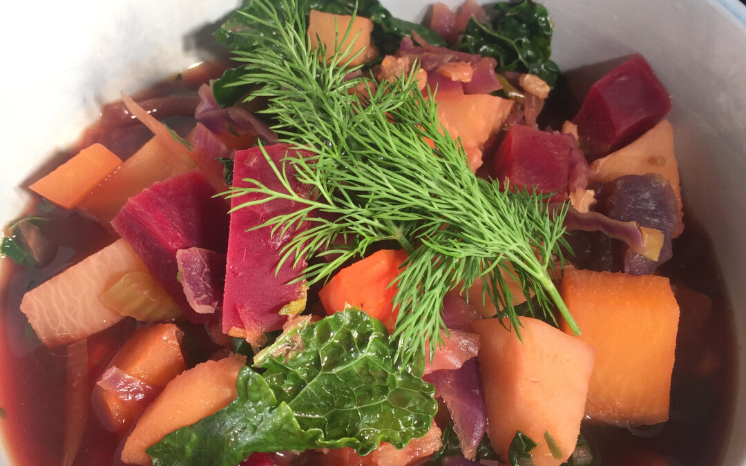 A Nordic Root Vegetable Stew to Celebrate The Return of the Sun