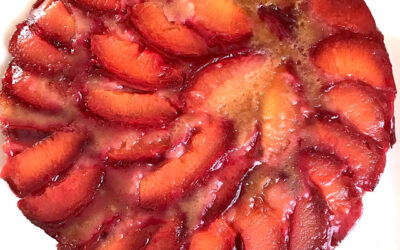 The magic of Norwegian plums + a cake you will want to make!