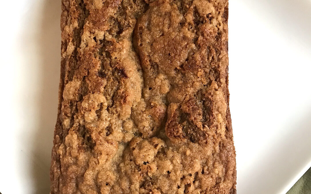 A pumpkin bread recipe for when you want to impress