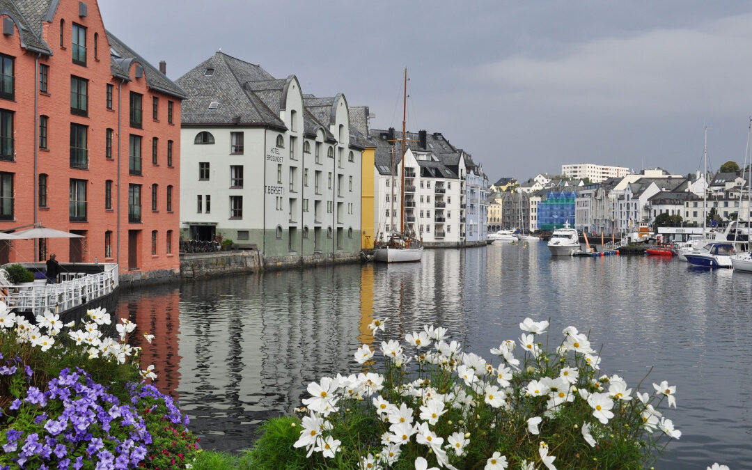 Announcing first ever vegan tour of Norway in partnership with Up Norway!