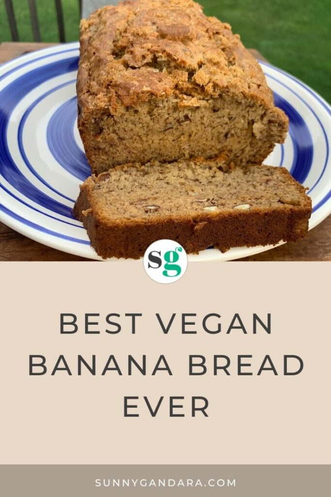 Best Vegan Banana Bread Ever