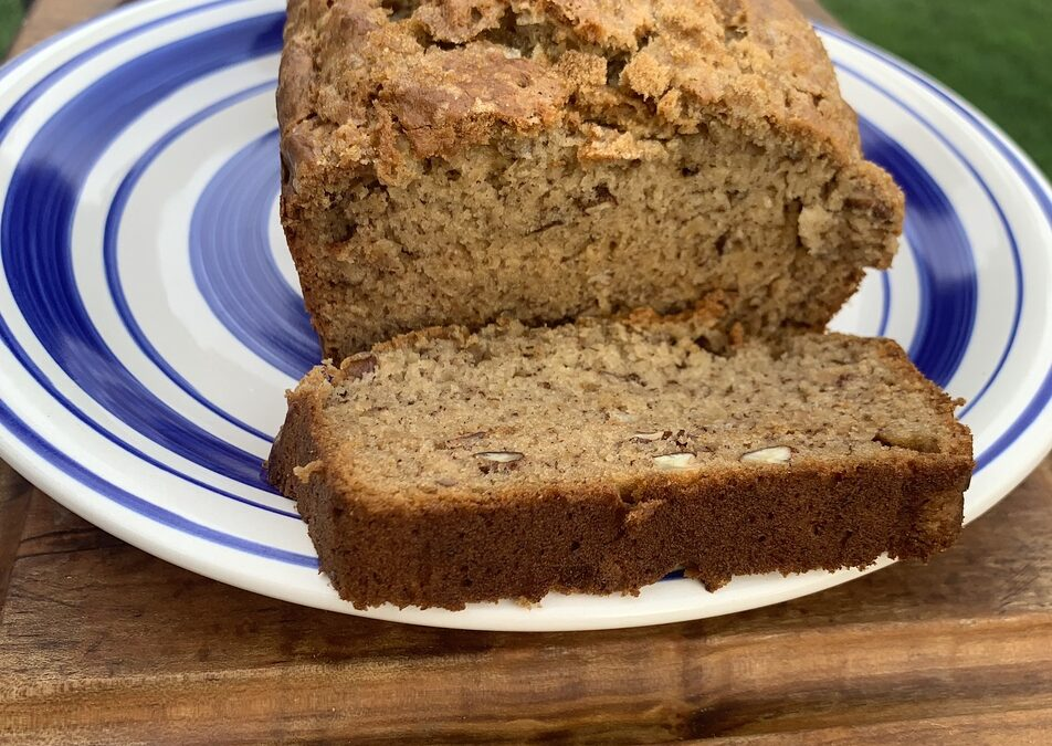 Best Vegan Banana Bread Ever