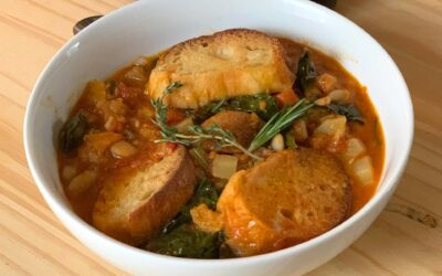 Ribollita (Tuscan Bread Soup)