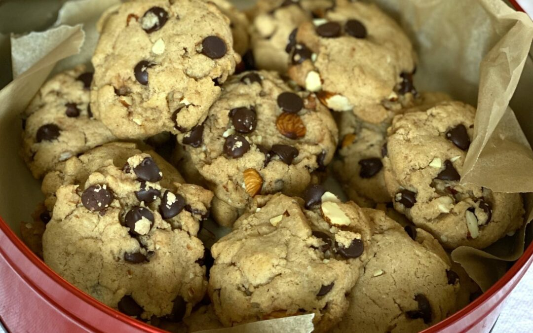A Chocolate Chip Cookie Worth the Calories